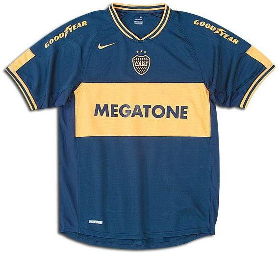 Posible camiseta de Boca Juniors, temp. 2013/2014